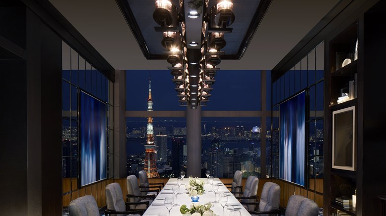 "The Ritz-Carlton, Tokyo Restaurant. Images powered by <a href=&#39;http://www.leonardo.com&#39;  target=""_blank"">Leonardo</a>."