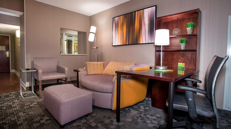 "Courtyard by Marriott Tysons Corner Suite. Images powered by <a href='http://www.leonardo.com'  target=""_blank"">Leonardo</a>."