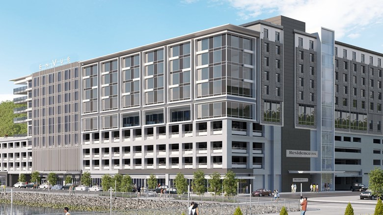 Residence Inn By Marriott Weehawken Exterior Images Ed A Href Http