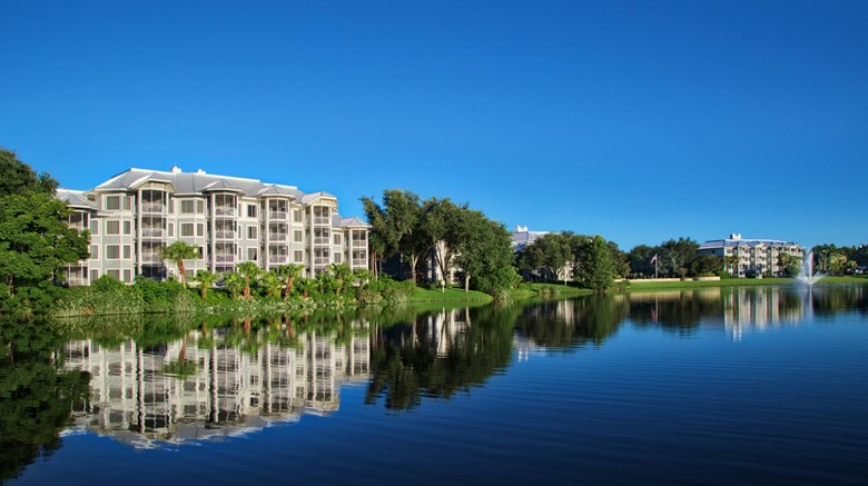 "Marriott's Cypress Harbour Exterior. Images powered by <a href='http://www.leonardo.com'  target=""_blank"">Leonardo</a>."