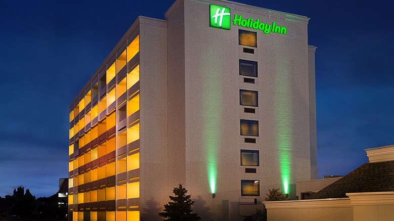 "Holiday Inn St. Louis - Forest Park Exterior. Images powered by <a href='http://www.leonardo.com'  target=""_blank"">Leonardo</a>."