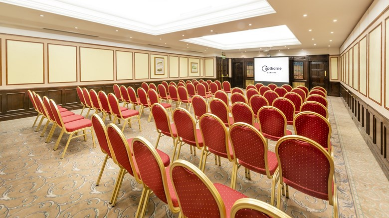 "Copthorne Hotel Cardiff Meeting. Images powered by <a href='http://www.leonardo.com'  target=""_blank"">Leonardo</a>."