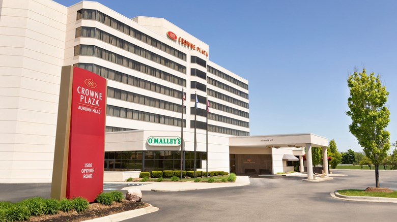 Crowne Plaza Hotel Auburn Hills Exterior Images Ed By A Href Http