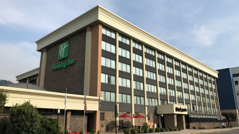 "Holiday Inn Johnstown-Downtown Exterior. Images powered by <a href='http://www.leonardo.com'  target=""_blank"">Leonardo</a>."