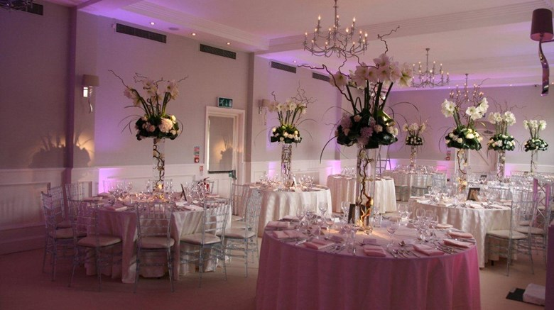 "The Pillar Hotel London Ballroom. Images powered by <a href='http://www.leonardo.com'  target=""_blank"">Leonardo</a>."