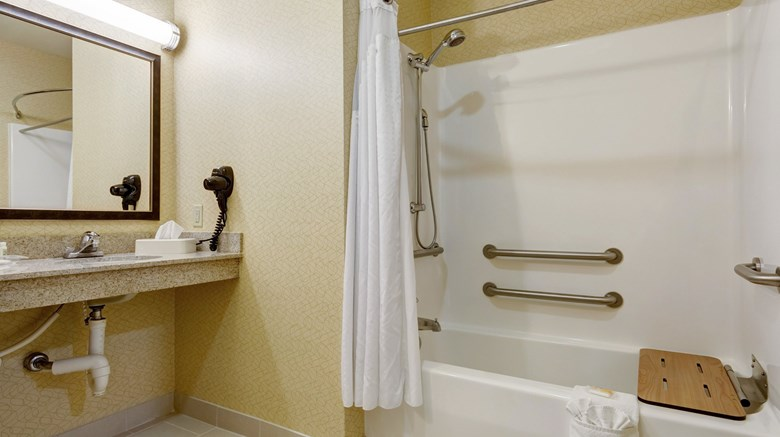 "Holiday Inn Poplar Bluff Room. Images powered by <a href='http://www.leonardo.com'  target=""_blank"">Leonardo</a>."