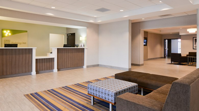 "Holiday Inn Poplar Bluff Lobby. Images powered by <a href='http://www.leonardo.com'  target=""_blank"">Leonardo</a>."