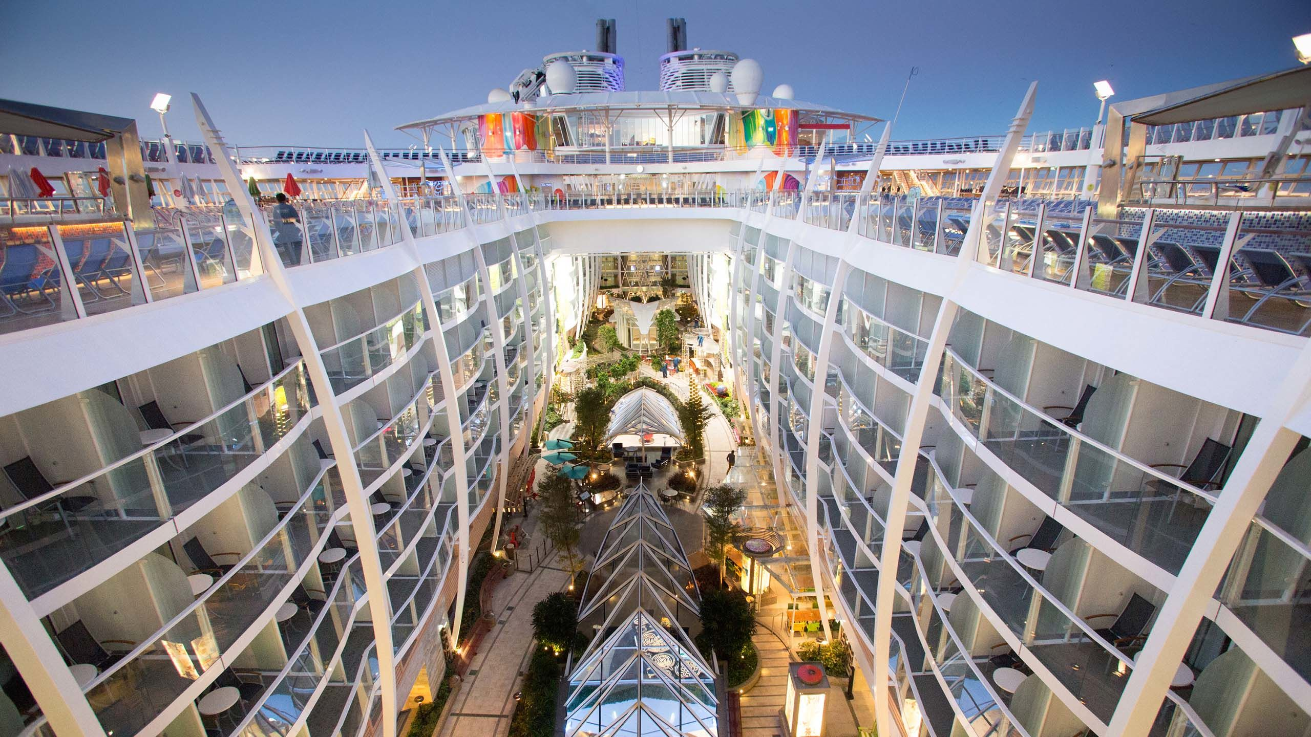 How The Cruise Industry Has Evolved In 50 Years Travelage West