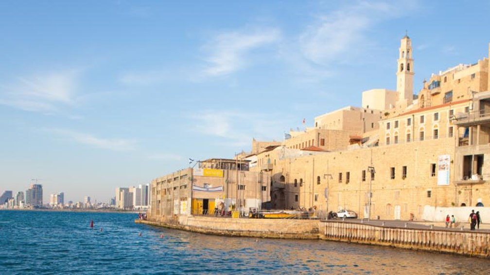 Greek myths and Biblical stories reference Old Jaffa. // © 2013 Israel Ministry of Tourism F