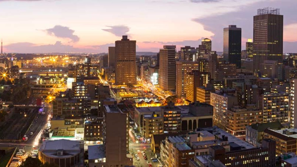 Johannesburg should be included on any South Africa itinerary. // © 2015 iStock 2