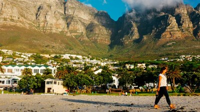 Camps Bay is an affluent suburb of Cape Town and is home to Camps Bay Beach. // © 2016 Cape Town Tourism 2