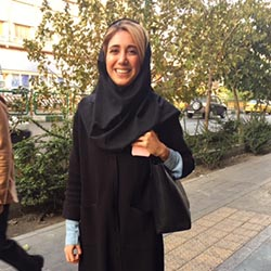 <p>Women traveling to Iran must adhere to a dress code that includes wearing a hijab and covering their arms and legs. // © 2017 Hope...