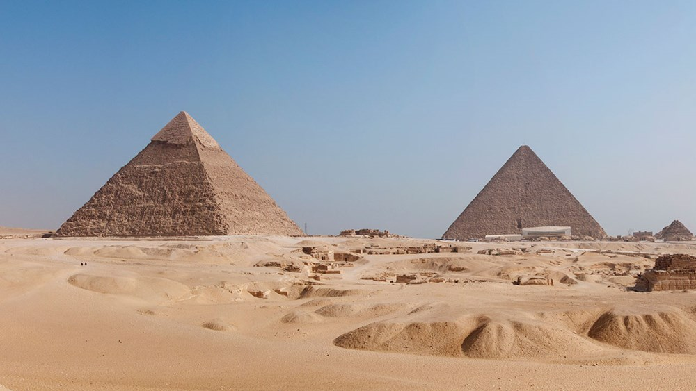Fam: Egypt and a Nile River Cruise With Sterling Vacations