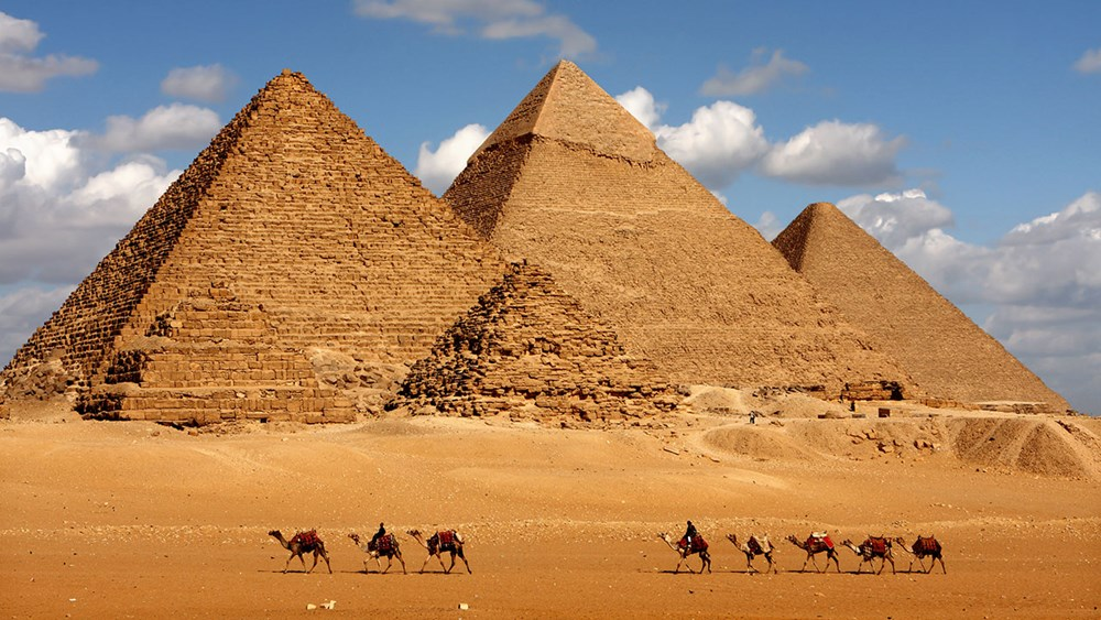 Fam: Egypt With Tours for the World