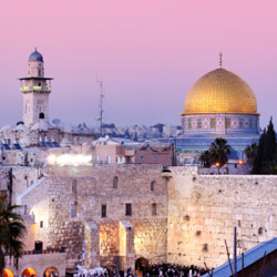 Tour Jerusalem and beyond on this religious-themed fam trip. // © 2015 Thinkstock