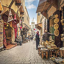 <p>Guests can Fes, Morocco.  // © 2017 iStock</p><div> </div>