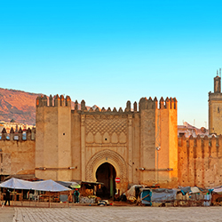 Agents will visit the ancient medina of Fez, Morocco. // © 2016 iStock