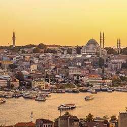 Agents will spend five days in Istanbul, where they will have the opportunity to visit various famous landmarks. // © 2016 iStock