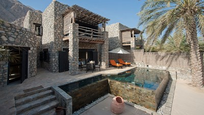 Hotel Review: Six Senses Zighy Bay in Oman