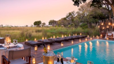 AndBeyond Reopens 2 African Lodges
