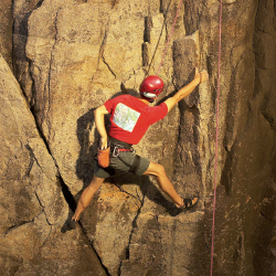 Mountain climber // © 2013 Thinkstock