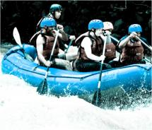 Whitewater rafting in Costa Rica // (c) 2011 Skelastic