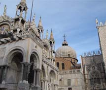 With Globus' new faith-based tours, clients can visit St. Mark's Basilica as well as other popular cultural destinations in Italy. // © 2012 Globus