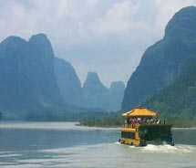 A new operator brings visitors to places such as China's Li River. // © 2010 Paul Mannix