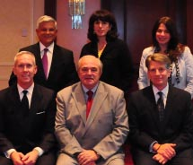 The 2012 USTOA Executive Committee // © 2012 United States Tour Operators Association
