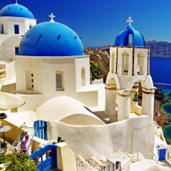 Intrepid Vacations invites travelers to discover Greece with a variety of vacation packages such as the seven-day Jewels of the Aegean tour, starting...