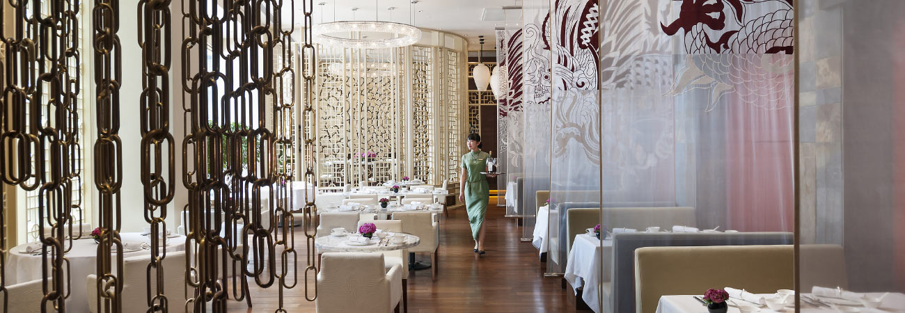 Over-the-Top Luxury Dining Experiences in Shanghai