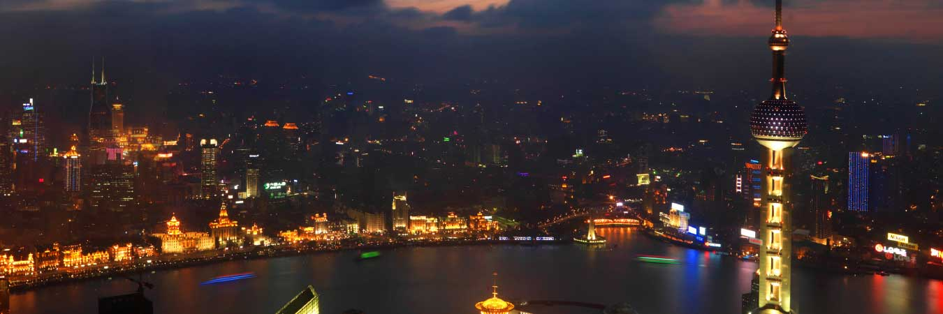 Best Views in Shanghai   TravelAge West