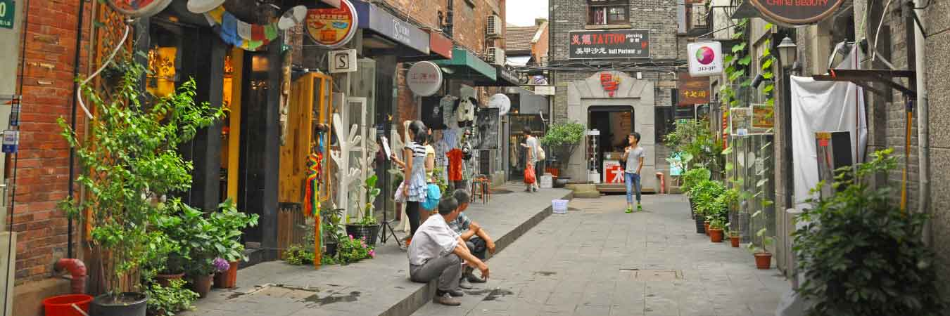A Guide to Shanghai's French Concession