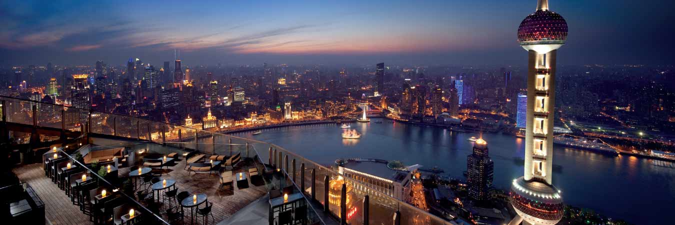 Where to Go in Shanghai at Night