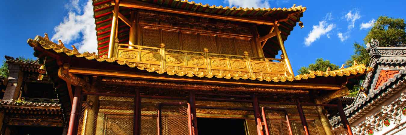 Visiting Mount Wutai in Shanxi Province