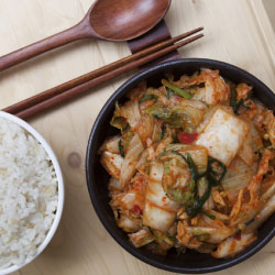 Making kimchi is central to Korea's gimjang culture. // (C) 2014 Thinkstock
