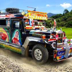 <p>Locals and tourists love traveling on colorful Jeepneys. // © 2015 iStock</p><p>Feature image (above): SM Mall of Asia // © 2015 iStock</p>