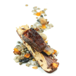 <p>Find succulent roasted beef ribs at Tang Court. // © 2017 Langham Hospitality Group</p><p>Feature image (above): The one Michelin-starred Yong Yi...