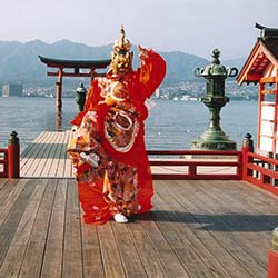 <p>Abercrombie & Kent's new Japan, Hong Kong and Ryukyu Islands cruise will depart next summer and stop at Itsukushima Shrine in Japan. // © 2016...