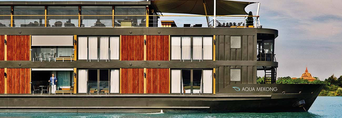 Butterfield and Robinson's New Luxury Mekong Voyage