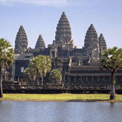 Travel agents on FT Tours' Cambodia trip will visit Angkor Wat. // © Thinkstock 2014