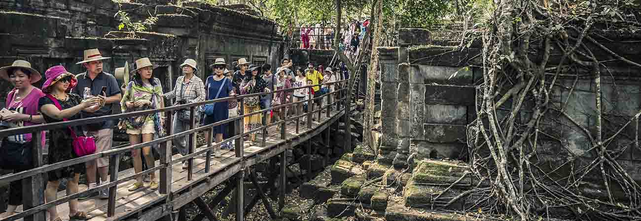 Visit Cambodia With FT Tours