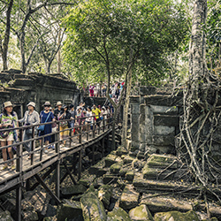 <p>Agents will be able to visit Beng Mealea during this seven-day trip to Cambodia.  // © 2017 iStock</p><div></div>
