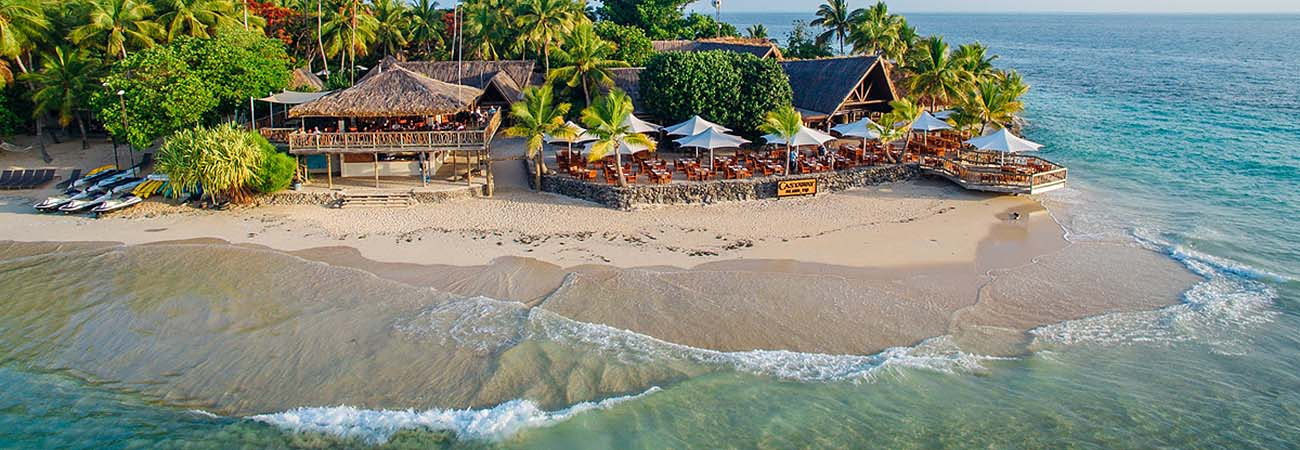 Travelers Return to an Improved Castaway Island, Fiji Resort