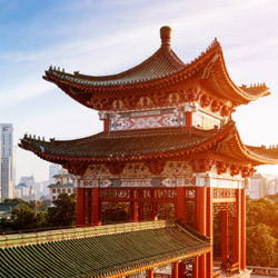 Visit iconic sights in Beijing and beyond on this 14-day fam in China. // © 2014 Thinkstock