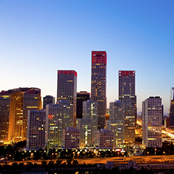 Agents will have the opportunity to visit Beijing.// © 2015 iStock