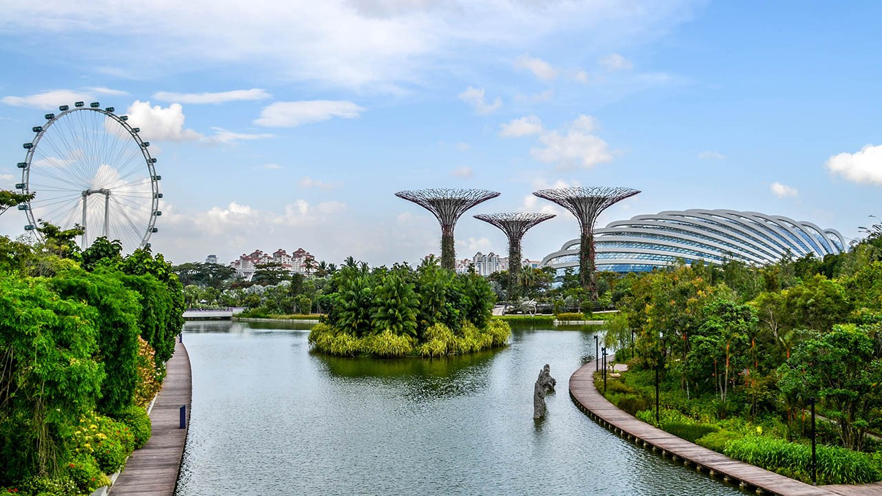 Travel to These Top 'Crazy Rich Asians' Filming Locations in Singapore and Malaysia