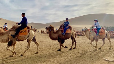 How to Spend 2 Days in Dunhuang, China