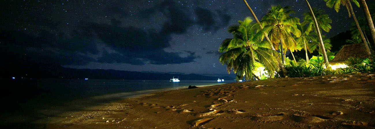 Where to Stay on Qamea and Matangi Islands in Fiji
