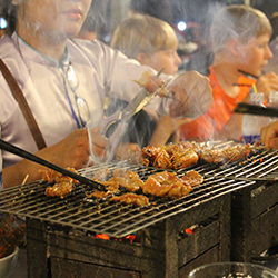 <p>XO Tours takes travelers to try authentic street food in Ho Chi Minh City. // © 2015 Meagan Drillinger</p><p>Feature image (above): The Nam Hai...